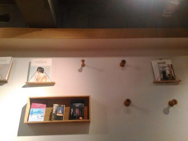 図書館+カフェ「ワールドブックカフェ」へ行ってみた