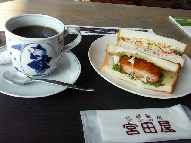 札幌市役所のカフェに行ってみた