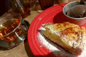 円山の専門店で絶品アップルパイを食べてみた