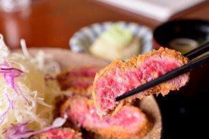激ウマグルメ紀行~牛かつ専門店「牛かついち華」を食べてみた